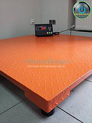 Платформенные весы до 2 тонн ЗЕВС ВПЕ 2000 IP65