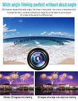 Мини экшен камера видеорегистратор SQ12, фото 3