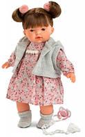 Интерактивная Кукла Llorens Crying Baby Изабела (33 см)