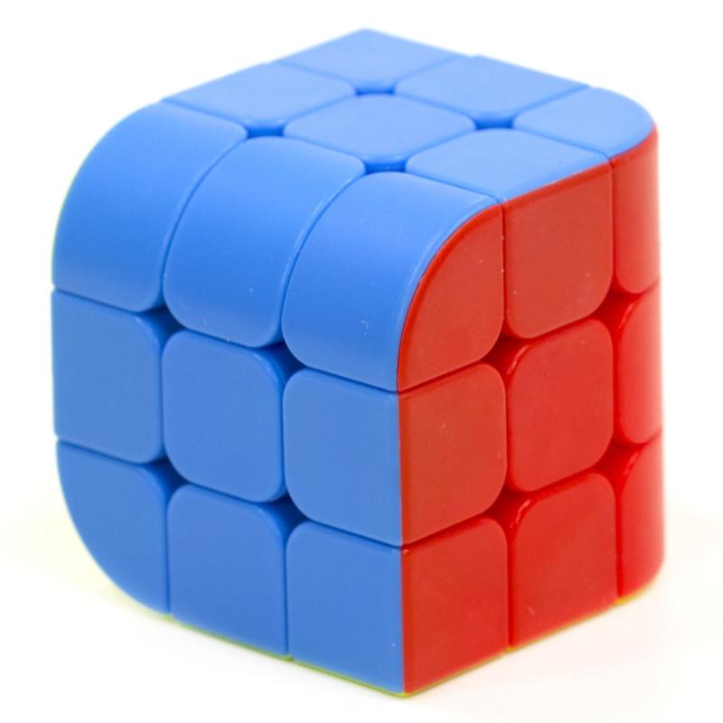 Кубик Penrose, Пенроуз 3x3x3, Magic Cube, кольоровий пластик