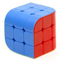 Кубик рубика Penrose, Пенроуз 3x3x3, Magic Cube, кольоровий пластик, фото 1