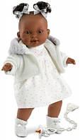Интерактивная Кукла Llorens Crying Baby Диана (38 см)