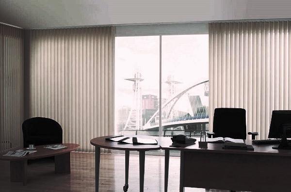 Купить или пошить шторы для офиса, где заказать в Киве