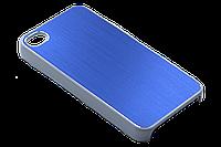 Чехол  на IPhone 4\4S, синий, фото 1