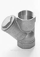 Фильтр латунный резьбовой Ду80 Ру16