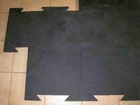 Резиновые маты для стойл и проходов., фото 1