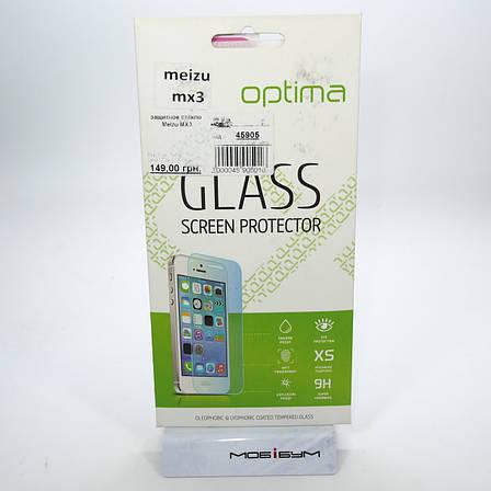 Защитное стекло Meizu MX3, фото 2