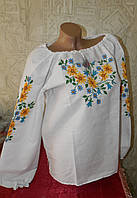 """Вышиванка женская """" Лето """" 125 (Л.Л.Л) , фото 1"""