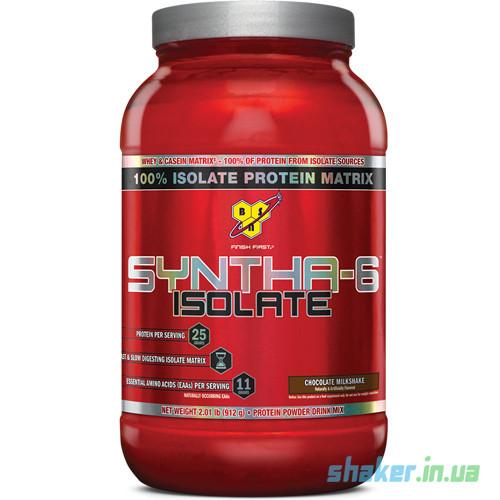 Сывороточный протеин изолят BSN Syntha-6 Isolate (912 г) бсн синта 6 penut butter cookie