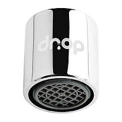 Аэратор водосберегающий DROP для смесителя SP16E-F, поток 8 л/мин, диаметр 16 мм (внутренняя)