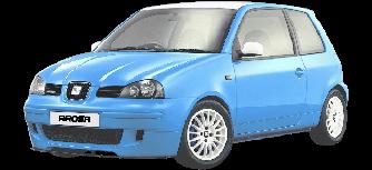 SEAT Arosa 1997-2005