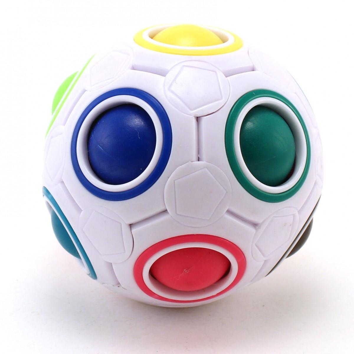 Головоломка Rainbow Ball 3D П'ятнашки