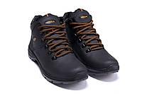 c872249a Мужские Зимние Кожаные Ботинки Ecco Infinity Black — Купить Недорого ...