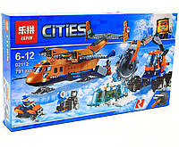 Конструктор «Cities» - Арктический транспортный самолет 02112