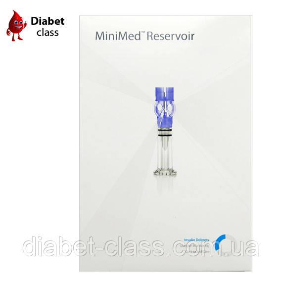 Резервуар для инсулиновой помпы MMT-332A 3 мл