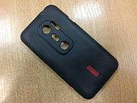 Силиконовый чехол HTC EVO 3D X515m G17 (черный)