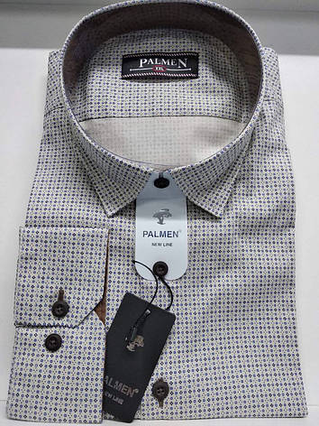 Акция! Мужская турецкая рубашка Palmen, фото 2