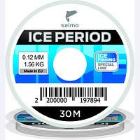 Леска зимняя Salmo ICE PERIOD 0.17mm/30m