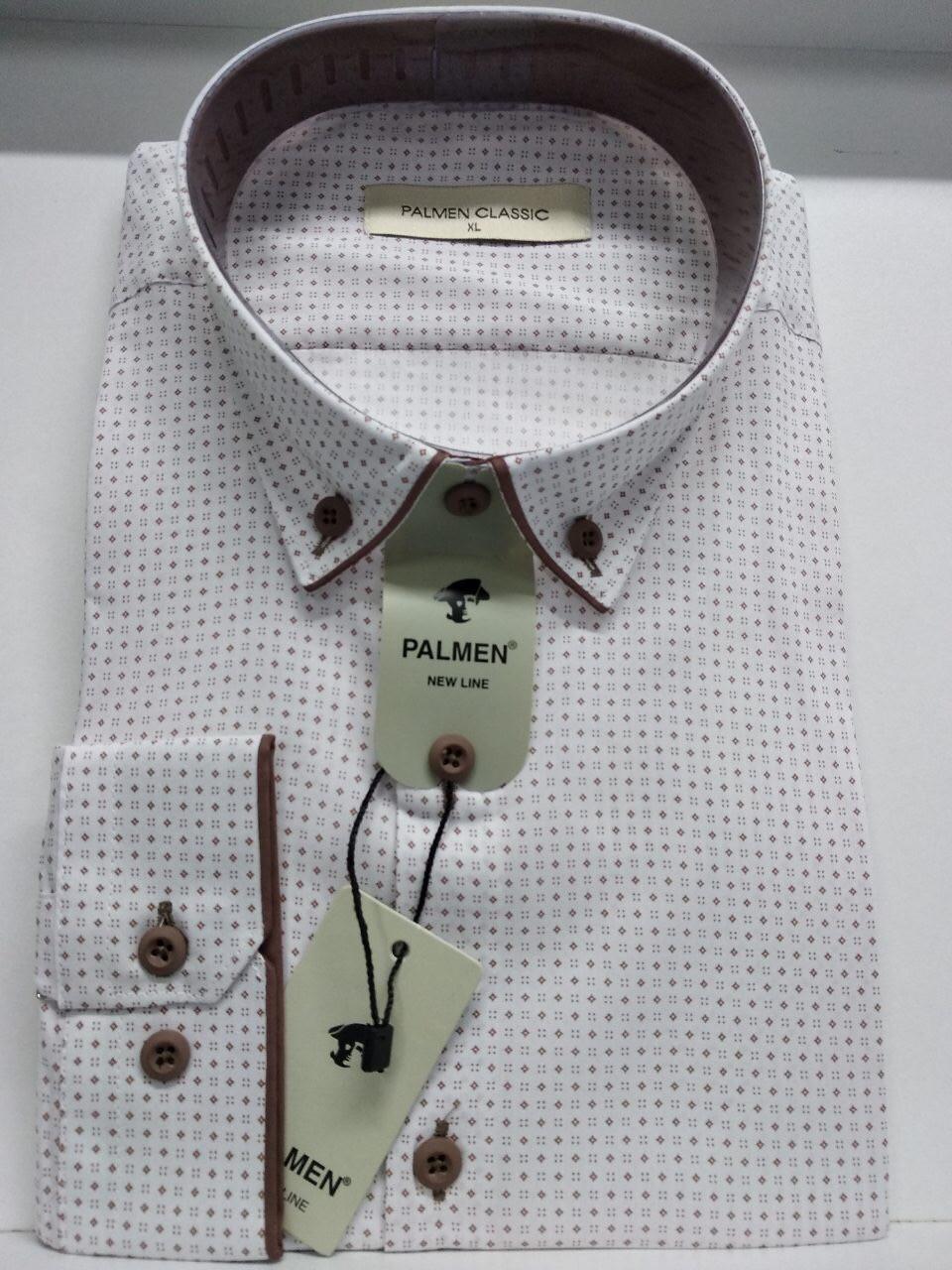 Акция! Мужская турецкая рубашка Palmen