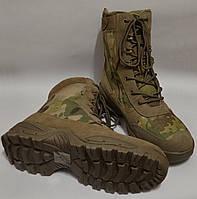 Берцы Teesar Tactical Boots with Zipper Multicam