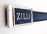 Кожаный ремень ZILLI , фото 5