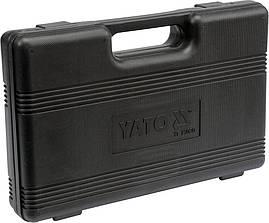 Тестер для вимірювання тиску масла YATO YT-73030, фото 3