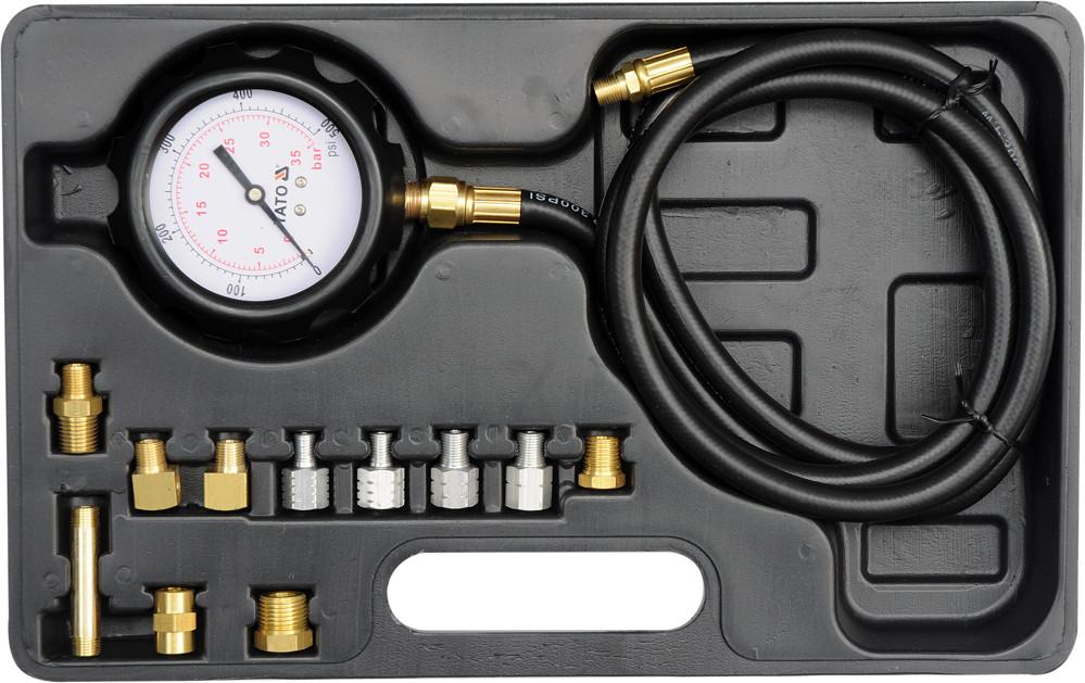 Тестер для вимірювання тиску масла YATO YT-73030