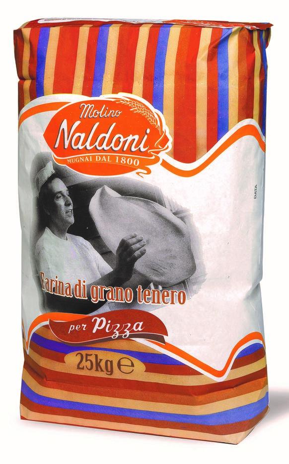 """Мука ТМ Molino Naldoni """"Lucia"""" 25 кг"""