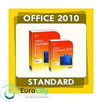 Офисное приложение Microsoft Office 2010 Standart (x32-x64). Электронный ключ активации - 1PC