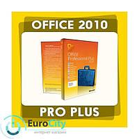 Офисное приложение Microsoft Office 2010 Pro Plus (x32-x64). Электронный ключ активации - 1PC