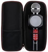 Караоке система 2в1 → вокальный Bluetooth микрофон + универсальная стерео колонка WS-1816