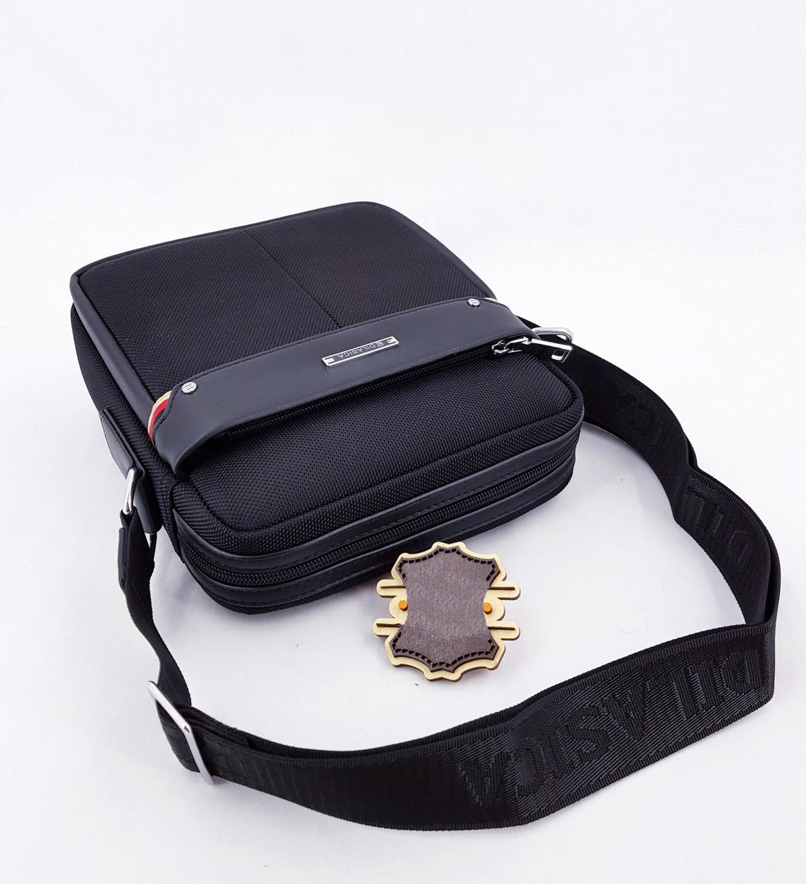 75d286bc6dcb ... Черная Мужская сумка через плечо Dilasica сумка-планшетка новинка, ...
