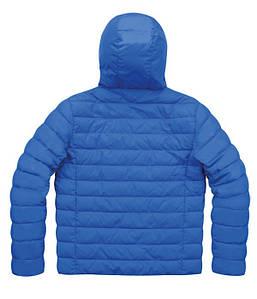 Мужская городская куртка M, RRN Ярко-Синий / Тёмно-Синий