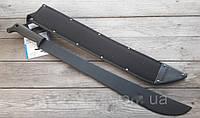 Мачете кукри стальное лезвие (сталь), рукоять полипропилен, ножны в комплекте Cold Steel Kukri, фото 1