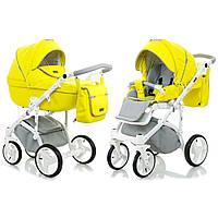 Универсальная детская коляска 2в1 Bebe-mobile Ravenna Deluxe V208