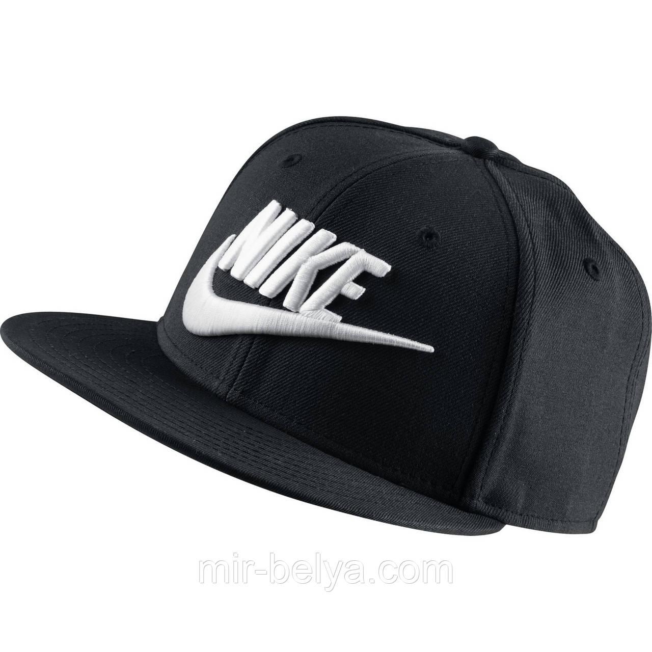 Кепка NIKE с прямым козырьком Nike Snapback Cap in Black - MIR-BELYA в Киеве 174cbe6b08c2d