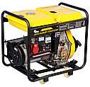 Генератор дизельный Кентавр КДГ-505эк/3 (5,0 кВт) Бесплатная доставка, фото 2