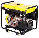 Генератор дизельный Кентавр КДГ-505эк/3 (5,0 кВт) Бесплатная доставка, фото 3