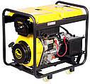 Генератор дизельный Кентавр КДГ-505эк/3 (5,0 кВт) Бесплатная доставка, фото 4
