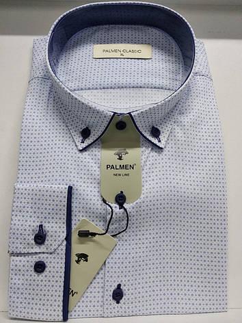 Акция! Мужская турецкая рубашка Palmen  , фото 2