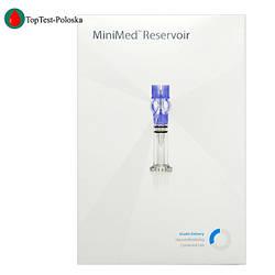 Резервуар для инсулиновой помпы MMT-332A 3 мл - 10 шт.