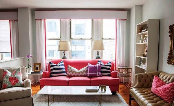 Купити тканину для штор в еклектичному стилі в інтернеті