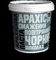 Арахисовая паста ТОМ - С черным шоколадом и воздушным рисом Special Edition (500 грамм)