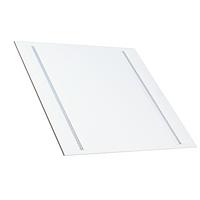 Cветодиодная панель 600*600 с линиями света 120лм/Вт SpectrumLED ALGINE LINE WHITE 44W (белая)