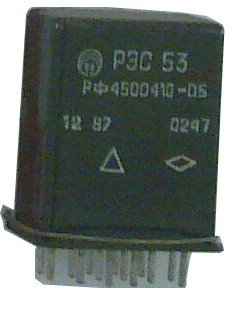 Реле РЭС-53