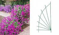 Шпалера для вьющихся растений Парус металлическая 180Х85 см SO-302