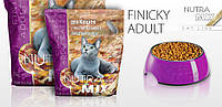 Nutra Mix Gold Finicky Adult Cat корм для кошек 3 кг