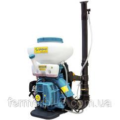Опрыскиватель бензиновый Sadko (Садко) GMD-4214N (2,0 л.с., радиус распыления до 8 м) +  доставка