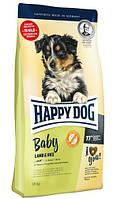 Happy Dog Supreme Baby Lamb & Rice 18кг - корм на онове ягненка для щенков с 1 месяца