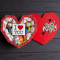"""Подарочный набор """"Sweet"""". Подарок из конфет девушке, жене, женщине, любимой, сестре, маме, подруге."""